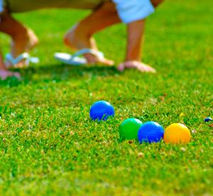 Yuma Lakes Resort - Bocce Ball