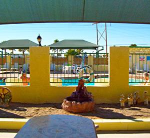 Yuma Lakes Resort Clubhouse