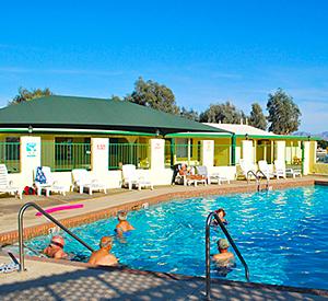 Yuma Lakes Resort - Heated Swimming Pool